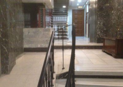 Reforma hall